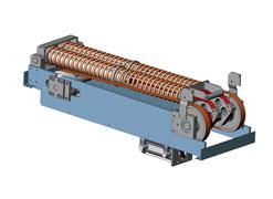 Konstrukce a vývoj je prováděn v systému 3D Solidworks